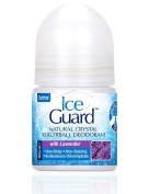 Ice Guard Natural Crystal Rollerball Deodorant with Lavender 50ml