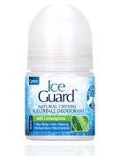 Ice Guard Natural Crystal Deodorant with Lemongrass 50ml
