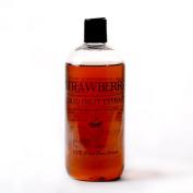 Strawberry Liquid Fruit Extract - 1 Litre