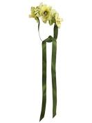 10cm Artificial Phalaenopsis Orchid Wrist Corsage