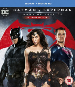 Batman V Superman - Dawn of Justice [Region B] [Blu-ray]