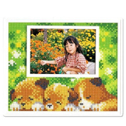 MotoHiroshi skill photo stand (beadwork kit) get along nap PS521