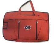 Georgia Bulldogs Baby Nappy Travel Bag & Changing Pad