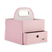 JJ Cole® Nappy and Wipes Caddy in Pink