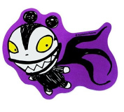 Nightmare Before Christmas Scary Teddy Magnet by Nightmare Before Christmas