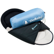 SkyBaby Child Aeroplane In Flight Travel Mattress | Creates Comfortable Seating For Children When Flying On Parents' Lap