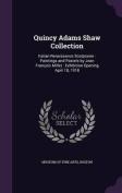 Quincy Adams Shaw Collection: Italian Renaissance Sculpturee