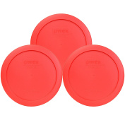 Pyrex 7201-PC Round 4 Cup Storage Lid for Glass Bowls