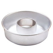 "Ottinetti Savarin Mould, 26cm/10.2"", Silver"