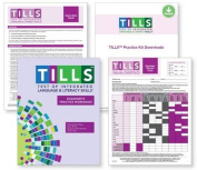 Test of Integrated Language and Literacy Tills Practice Kit