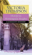 Murder in Morningside Heights [Large Print]
