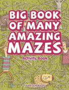 Big Book of Many Amazing Mazes Activity Book
