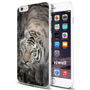 iPhone 6s Case Viwell iPhone 6/6s (12cm ) Case, 2015 Unique Design fashionable Protective Cover Tigers down