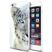 iPhone 6s Case Viwell iPhone 6/6s (12cm ) Case, 2015 Unique Design fashionable Protective Cover Snow leopard