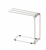 """Asbel stainless dish towel hanging stand """"N Posay"""" 2609"""