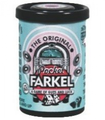Farkel Game Fab 50's Can