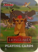 The Lion Guard Playing Cards 52 Card Deck Tin Case