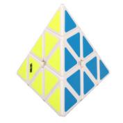 Kingcube Moyu Pyraminx white magic cube pyraminx speed cube puzzle