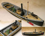 Model Shipways Civil War Torpedo Boat USN Picket Boat #1 1:24 Scale Wood Kit Sale 47% - Model Expo
