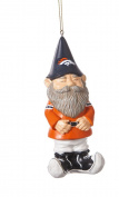 1 X Denver Broncos Gnome Ornament
