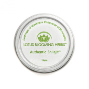 Authentic Shilajit - 10 Grammes (1-2 Month Supply) - GENUINE HIMALAYAN SHILAJIT in It's Natural, Pure and Most Potent RESIN Form.