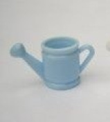 Lot of 144 pc.of Blue Mini Watering Cans - Party Favours / Crafts / Decor / Water