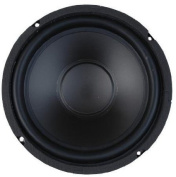 70W Rms 4 Ohm Rubber Surround Woofer Poly Cone 20cm Mcm