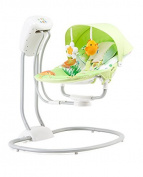 Chipolino Electric Baby Swing and Bouncer Malibu