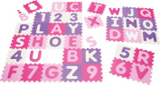 Playshoes Soft Alphabet and Number Jigsaw Puzzle