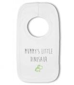 Mummys Little Dinosaur green - Baby Bib