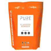 Bodybuilding Warehouse 250 g Pure Ground Flaxseed Powder