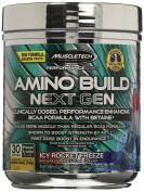 Amino Build Next Gen Energised, Icy Rocket Freeze, 290ml (276 g) - Muscletech