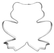 Frog Cookie Cutter 8 CM Stainless Steel