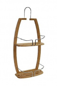 Blue Canyon Bamboo Shower Caddy