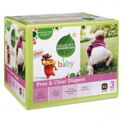 Seventh Generation Free & Clear Baby Nappies