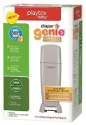 New Playtex Nappy Genie Complete Antimicrobial Pail - Grey