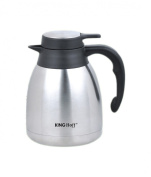 KH-Kinghoff 4184 Thermos Coffee Pot Teapot Insulated Thermos CAN 1.0 l Stainless Steel