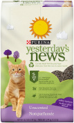 Purina Yesterday's News Unscented Softer Texture Cat Litter 6kg Bag