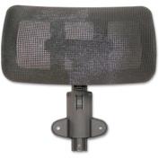 Lorell Hi-back Chair Mesh Headrest