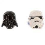 Star Wars Salt & Pepper Shakers Darth Vader & Stormtrooper