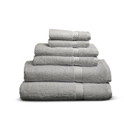 Cheer Collection 6-piece Luxurious Towel Set
