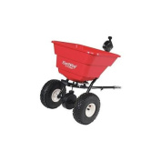 EARTHWAY 2050TP, Tow Behind Spreader, 36kg., Pneumatic