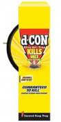d-CON Rodenticide Ultra Set Covered Mouse Snap Trap