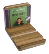 Jamie Oliver Recipe Book and Tablet Holder, Brown