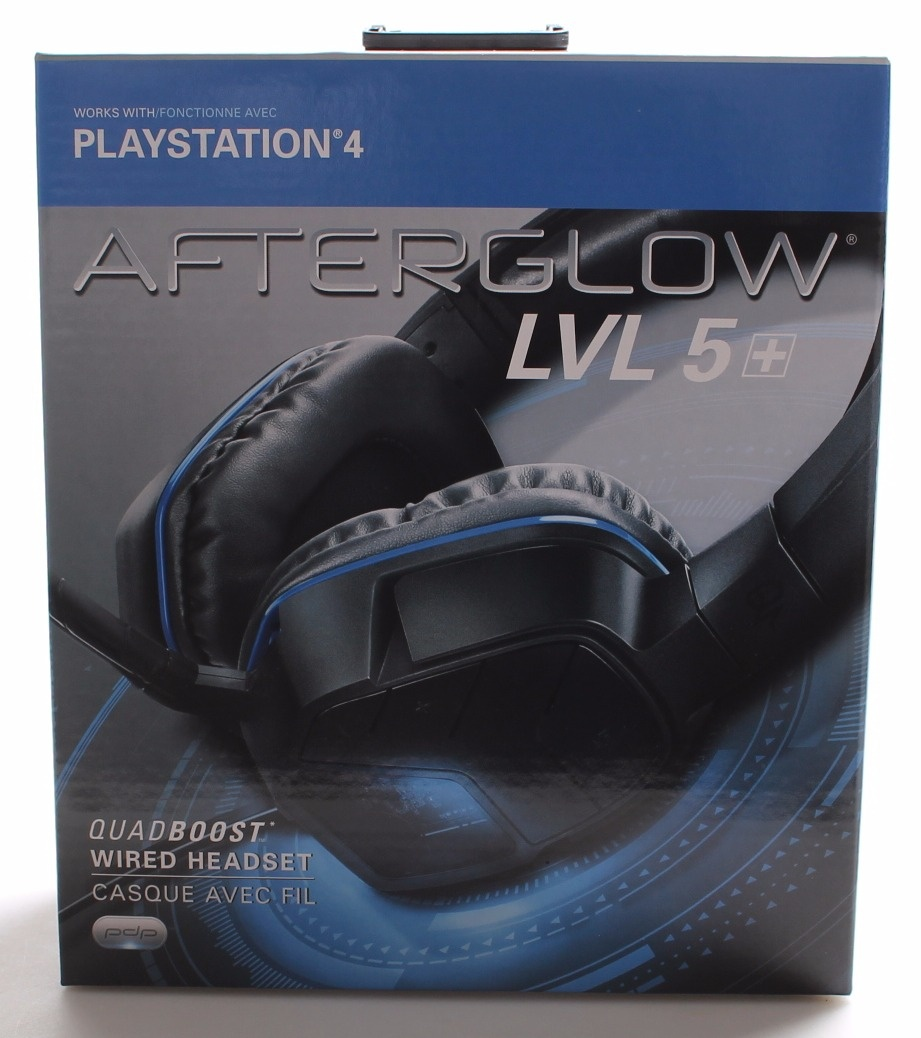 Afterglow 051-033-X LVL 5 Headset (PS4) by PDP by PDP - Shop Online ...
