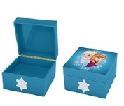 Mr. Christmas Disney Frozen Elsa and Anna Musical Keepsake Box #11891