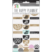 Create 365 Stickers 6 Sheets/PkgLove This Neutral