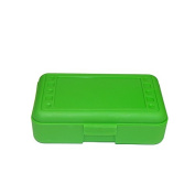 Romanoff Products ROM60215 Pencil Box Lime Opaque