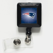 New England Patriots Retractable Badge Holder