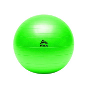 RBX RFY4002E Fitness Ball and Hand Pump - Green